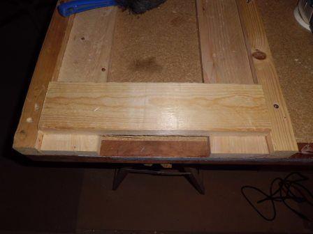 Faire une table basse avec une palette en bois etape 7 - Faire une table basse en palette ...