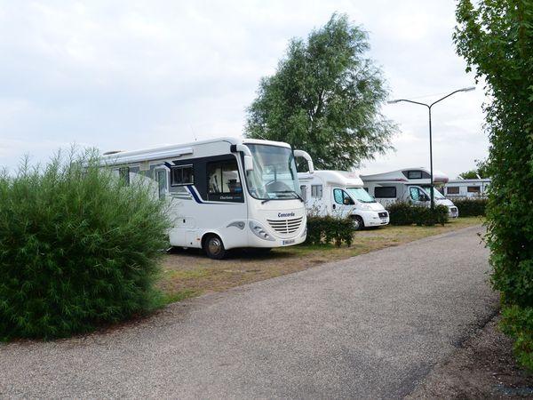 Volendam (Aires de campin-car) Pays-Bas