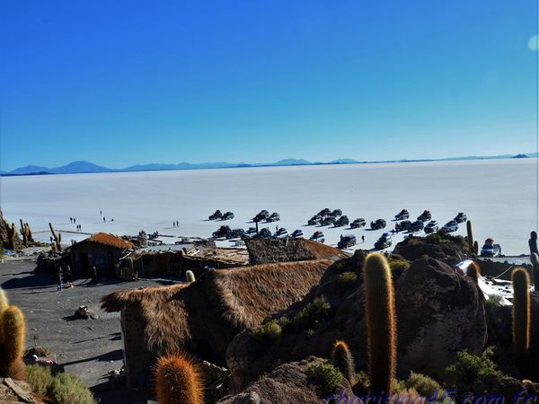 Uyuni (Bolivie en camping-car)