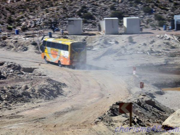 Atocha - Tupiza (Bolivie en camping-car)