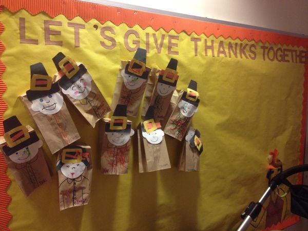 Prêt pour Thanksgiving