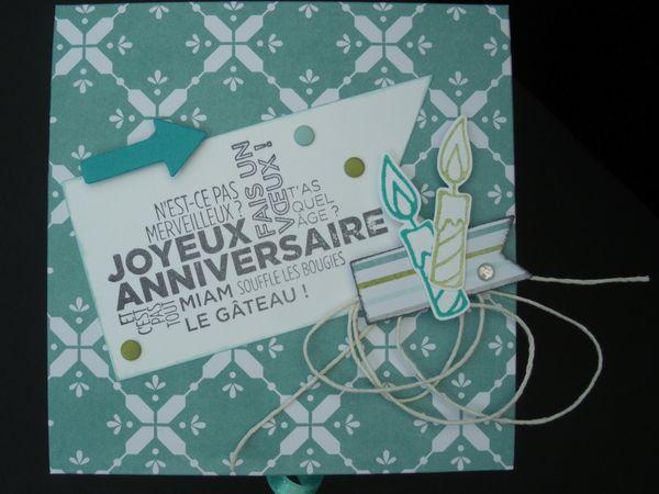 Boîte cadeau surprise!!