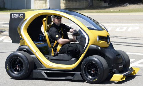 gros plan twizy renault sport f1 passion autos. Black Bedroom Furniture Sets. Home Design Ideas