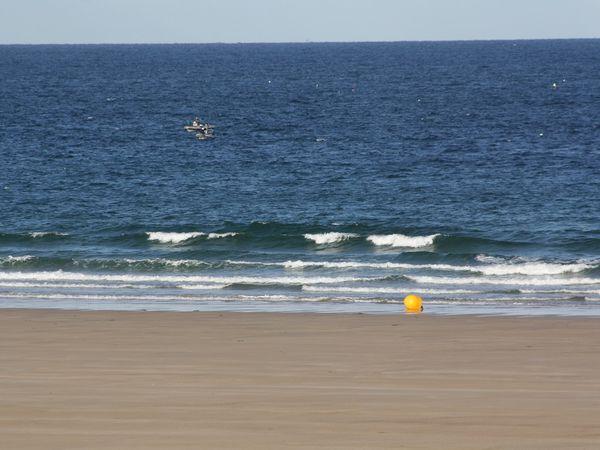 photos prises 1 heure avant la marée basse