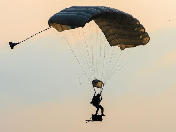 Protéger les forces - Fusiliers-Commandos de l'armée de l'air