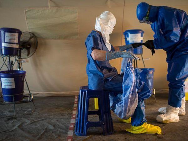Ebola : bilan des actions de l'armée française