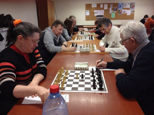 N4 contre Liffré et Départemental contre Guingamp.