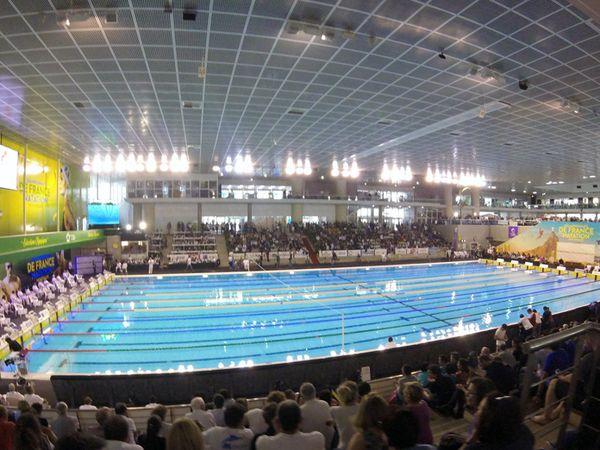 Championnats de France de natation 2016