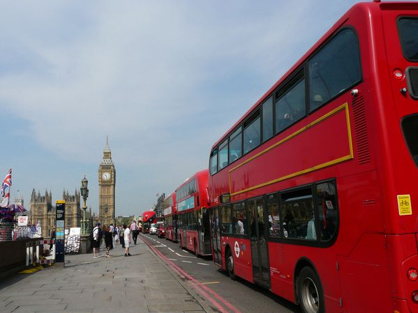 Photos et timelapse de Londres
