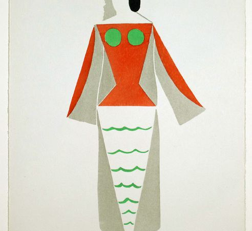 Sonia Delaunay-Tristan Tzara