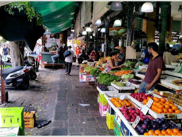 274 - Ile MAURICE 22ème Le grand marché de Port-Louis, photos GeoMar...