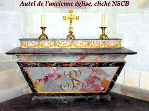 BOUVRON : 24 AVRIL 1794, abbé Nicolas Corbillé