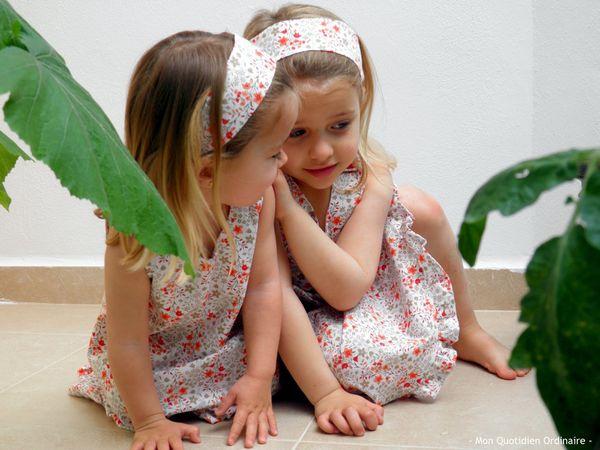La robe Trapèze [En Duo!]