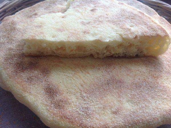 Pain matlou خبز مطلوع