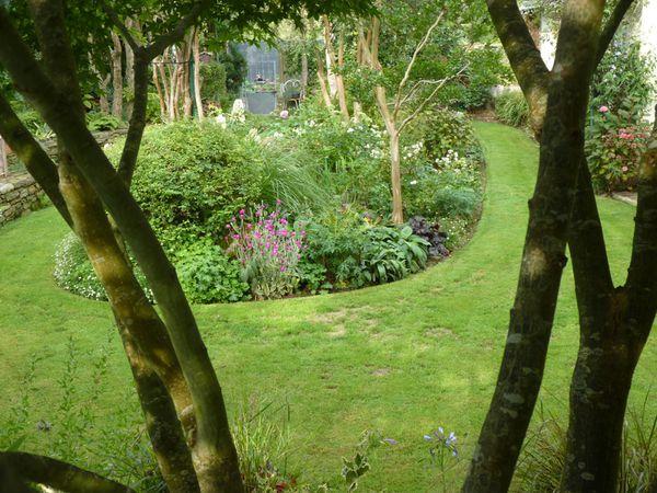 Le Jardin en Août (suite 2 )