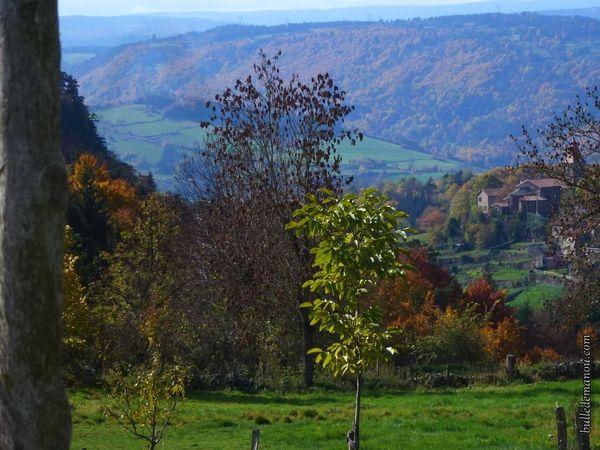 Paysages d'automne / #photodimanche