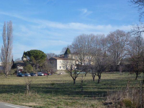 Le domaine de Château-Bas