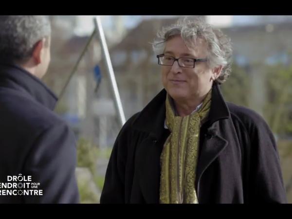 Michel Onfray - Drôle d'endroit pour une rencontre (France 3) - &quot&#x3B;Décoloniser les provinces&quot&#x3B; - 31.03.2017