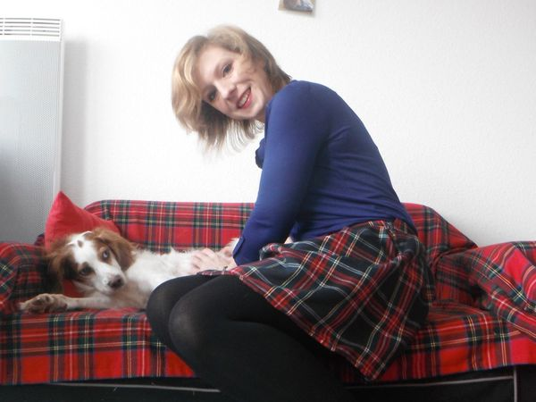 Scottish skirt : The Return !!