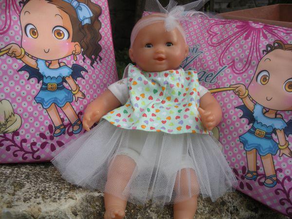 Pour une poupée ...