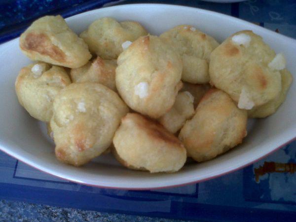 Mini-chouquettes