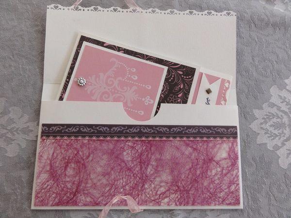 Cartes d'anniversaire et pochettes cadeaux