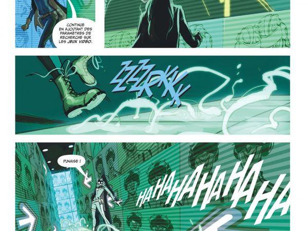 Batgirl tome #2, la preview !