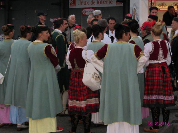du folklore à Fribourg