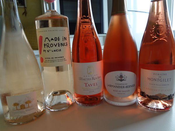 VINO PASSION - Soirée dégustation vins rosés