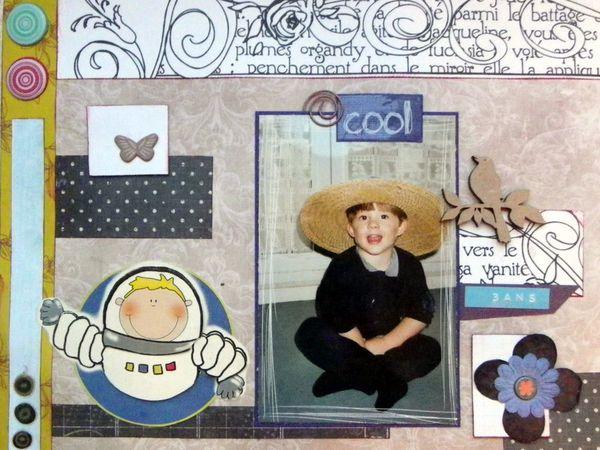 Pages album Vincent suite...