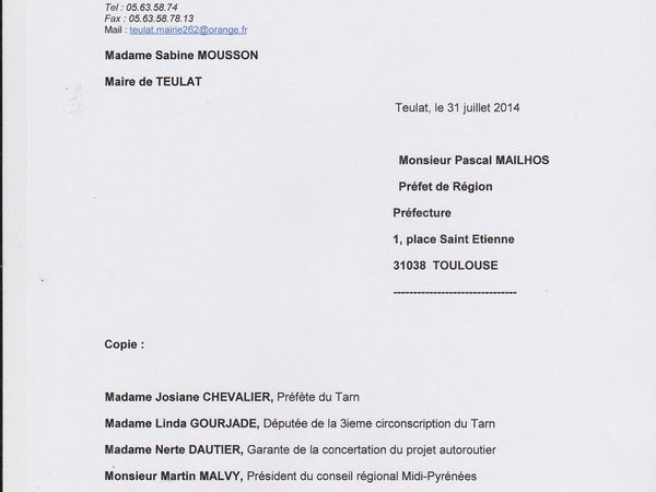 Projet Castres-Toulouse comme Nonancourt-Allaines