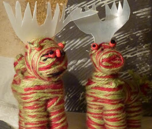 Laine et Bouchons vous souhaitent bonnes fêtes