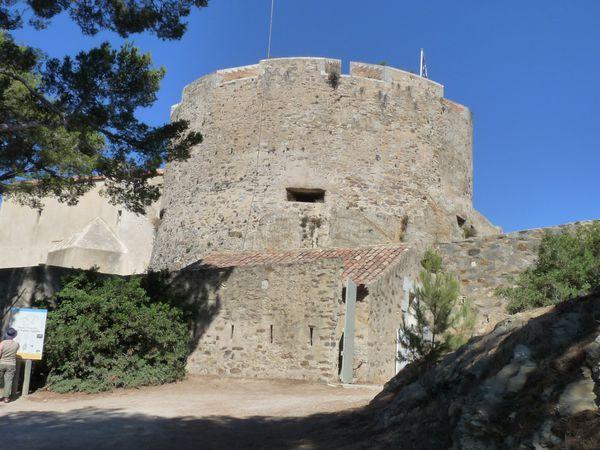 Fort Sainte Agathe. (Construit au XVI ème siècle)