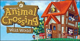Animal crossing wild world nds theonilink9 for Extension maison animal crossing wild world