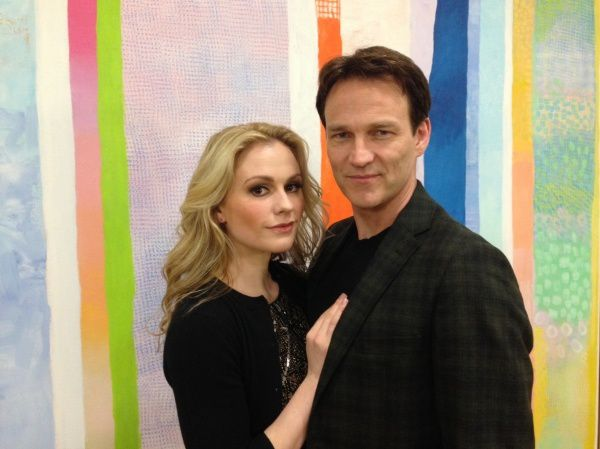 Stephen Moyer et Anna Paquin : Free Ride Screening
