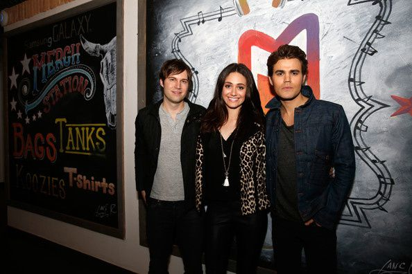 'Before I Disappear' Première avec Paul Wesley.