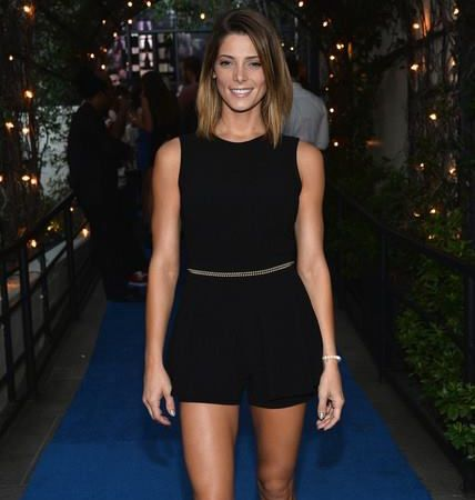 Ashley Greene à la soirée de STK L.A.