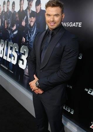 The Expendables 3 : Kellan Lutz à L.A