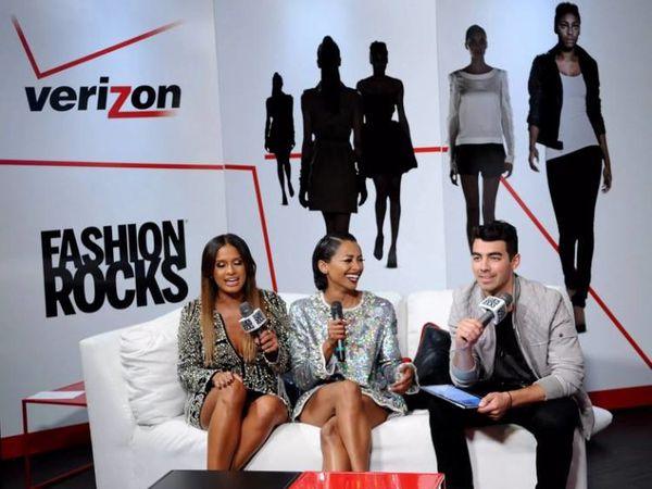 Three Lions Entertainment Presents Fashion Rocks 2014, Préparation des Oscars, FW de NY.