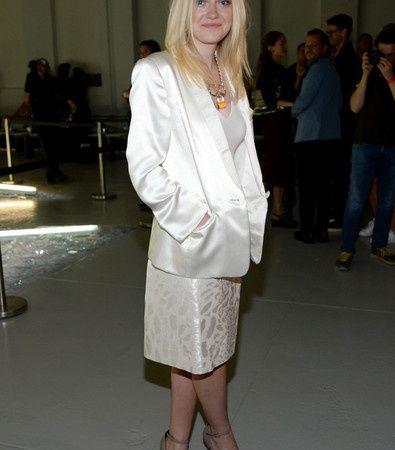Continuité de la Fashion Week à New York.