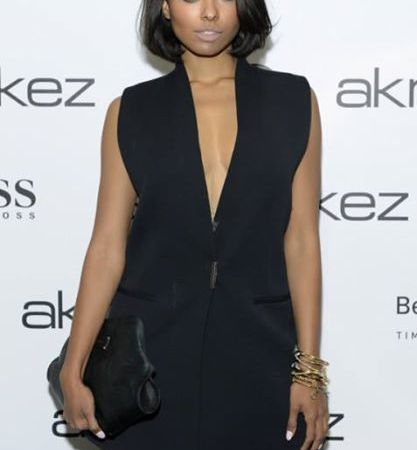 GQ Turkey Men Of The Year Awards : Kat Graham