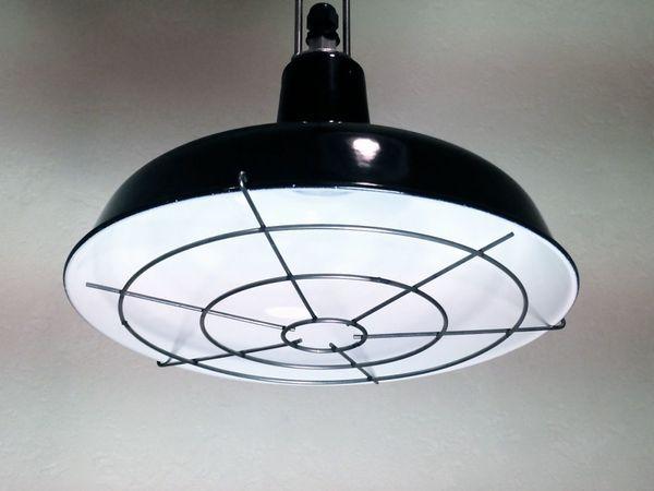 brocINDUS - Lampe industrielle, suspension datelier, lampe dusine ...