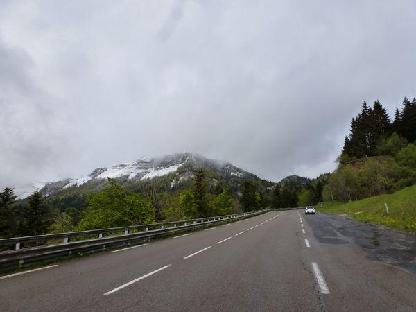 12 mai 2014 - Descente de la Valserine... et chute