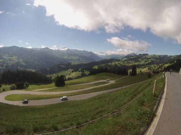 3 juillet 2016 - Brevet des Alpes Romandes