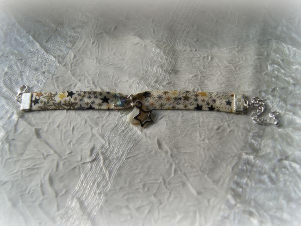 bracelets liberty, breloques