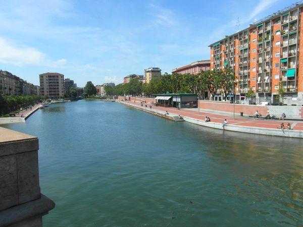Darsena de Milan