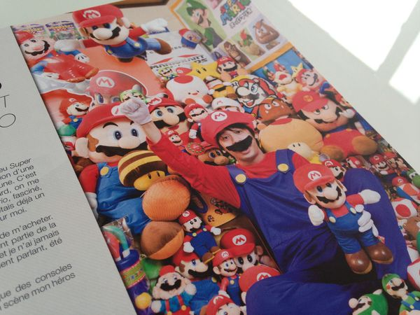 [ARRIVAGE] Mario Goodies Collection