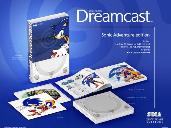Pix'n Love présente....l'histoire de la Dreamcast