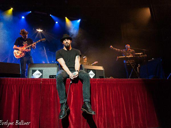 Kussay &amp&#x3B; the Smokes et le 46 ème Chicago Blues Festival à la Traverse