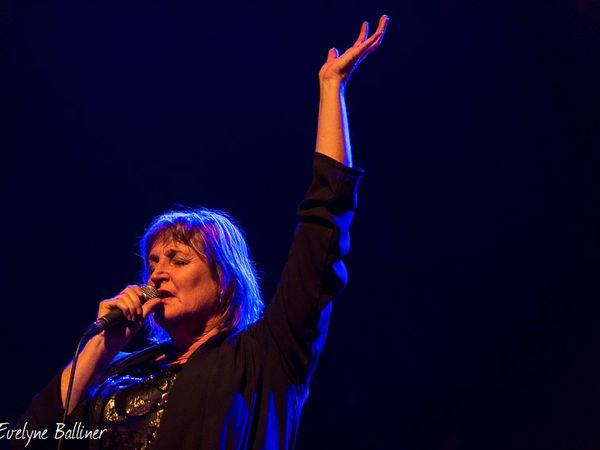 Beverly Jo Scott et Sirius Plan à la Traverse- Festival &quot&#x3B; Chants d'elles&quot&#x3B;.